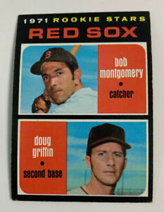 1971-Bob-Montgomery-176-Boston-Red-Sox-Topps-Baseball-Card