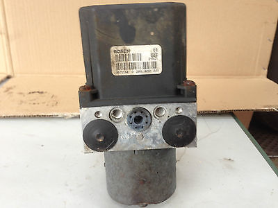 Alfa 147 ABS Pump 99-04  1.6 Bosch 0265900031