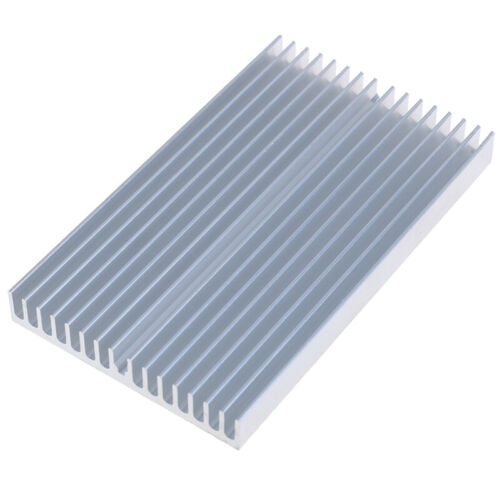 10mm Aluminium Kühlkörper Kühler Chip Kühler für IC LED Leistung  fu 100 60