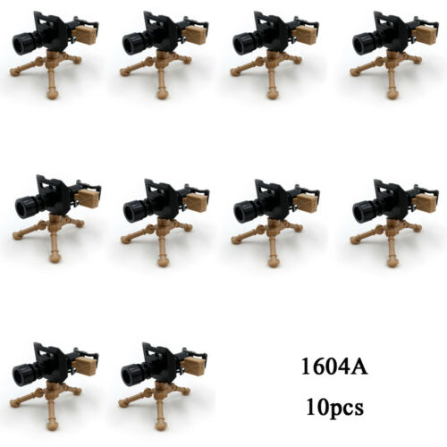 1604A Game Toy Weapons #1604A 10pcs Character Gun Compatible #H2B
