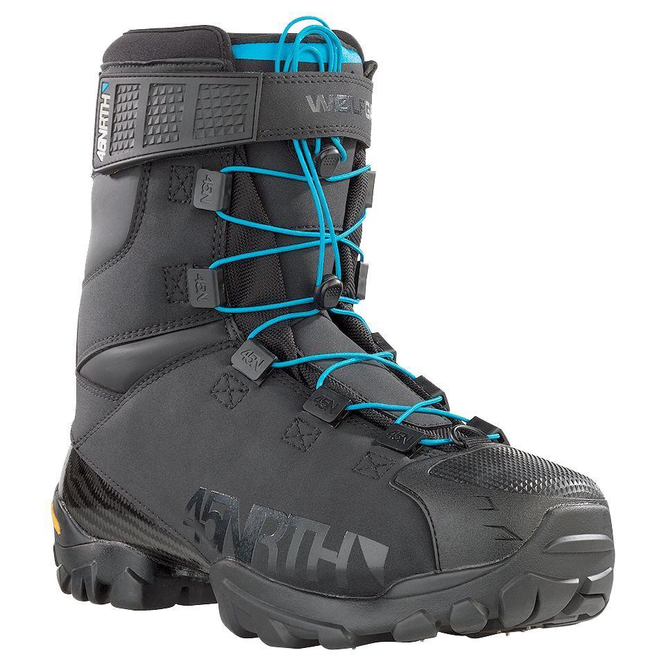 45nrth Wolfgar botas Invierno SPD MTB Zapatos de Invierno Abrigados Termo