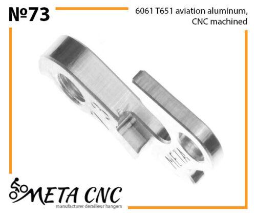 Derailleur hanger № 73 analogue PILO D193 META CNC