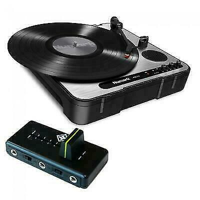 Portable Dish with Diffuser Integrated USB Record Player Numark Pt01 Touring