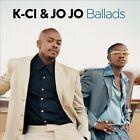 Ballads by K-Ci & JoJo (CD, 2013, Geffen)