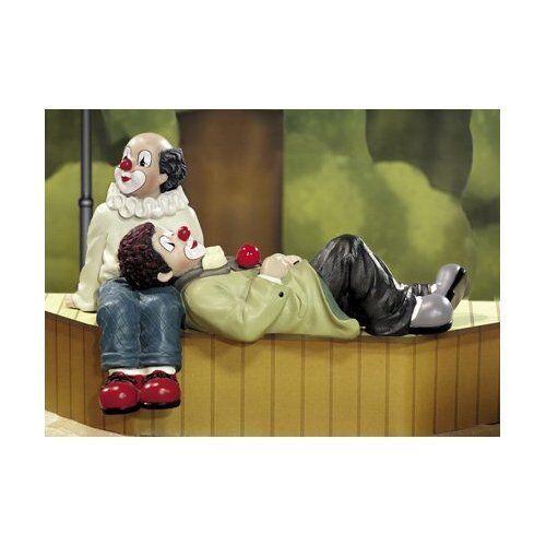 Gilde Pagliaccio Dipinte a uomoo Clowns cifra Collezionista in Pigiama con Conf