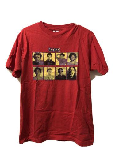 Bam margera CKy2k Shirt *Rare*  Size medium