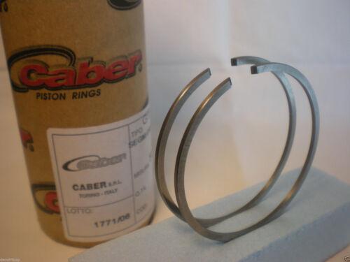 38.8 mm Piston Ring Set pour MALAGUTI ITALJET MINARELLI MORINI