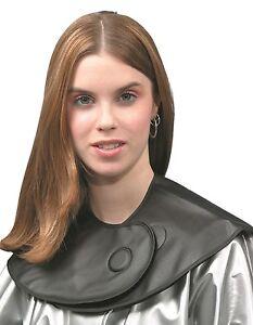 cape de coupe magnétique utilisé en salon coiffure