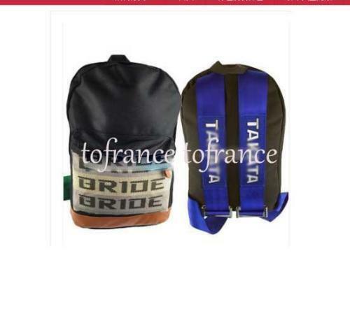 JDM TK Outdoor-Rucksack mit klassischer Modetasche Racing-Tasche Schultasche