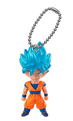 BANDAI DRAGON BALL Z Super warrior mascot Goku Black Roze Mini Figure