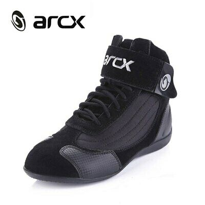 Motorcycle Riding Breathable Boots Unisex Seasons Motorbike Biker Sports Shoes