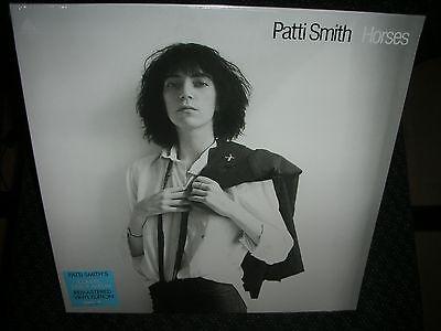 PATTI SMITH /// Horses // Brand New Record LP Vinyl