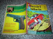 CLASSICI AUDACIA ( RIC ROLAND ) N.27 ORIGINALE MONDADORI 1966 MOLTO BUONO