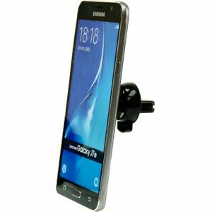 Fixation Rapide Magnétique Ventilation Voiture Support Pour Samsung Galaxy J7