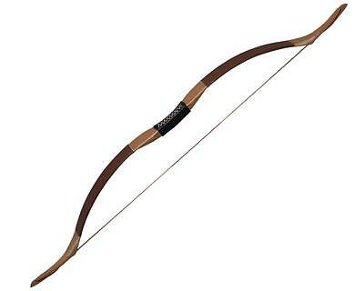 35lbs Hunting Archery Recurve Bow Traditional Handmade Mongolia Horse  Longbow