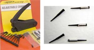 Breakaway Adjustable Crimps /& Crimp Tool