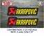 Sticker-Vinilo-Decal-Vinyl-Aufkleber-Adesivi-Autocollant-Akrapovic-SA-Exhaust miniatura 2