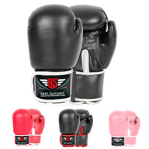 Junior//Kids Boxing Gloves Junior Mitts Punch Bag Children Gel Pad Muay Thai Mitt