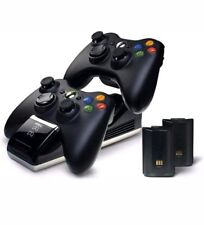 Nyko Technologies 86074 Charge Base S for Xbox 360 - Black
