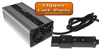 Yamaha G19/g22 48 Volt / 5a Golf Cart Battery Charger - With 2 Pin Charge Plug