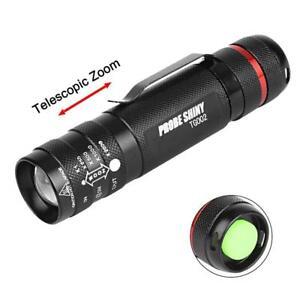 Q5 LED 8000 Lumens Zoom USB 18650 Batttery Headlight 3 Modes Torch Lamp BG