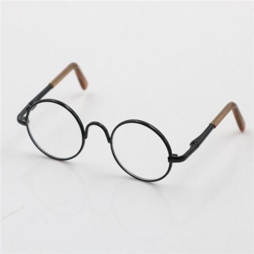 Runde Rahmen-Klarglasbrille für 12-Zoll-Blythe Doll