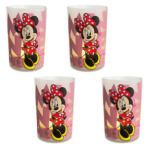 4-Pack-Disney-039-s-Minnie-Mouse-LED-Tea-Cup-Table-Lamp-Modern-Home-Lamp-Litecraft