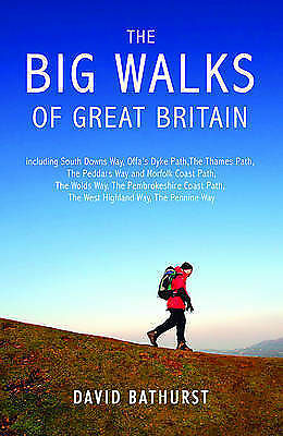 1 of 1 - The Big Walks of Great Britain by David Bathurst (Paperback, 2007)-G002