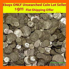 ABSOLUTELY THE BEST COIN LOT ESTATE DEAL ON EBAY! ?? UNSEARCHED SILVER COINS! ??