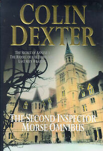 NEW-The-Second-Inspector-Morse-Omnibus-by-Colin-Dexter