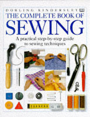 """""""VERY GOOD"""" Complete Book of Sewing Hb (The Complete Book), Chris Jefferys, Book"""