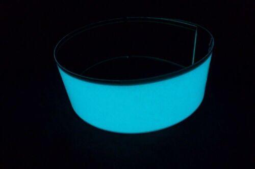"EL Panel //EL Back Light Neon With 12V Inverter /& Battery Box 12/""x1.25/"" EL Tape"
