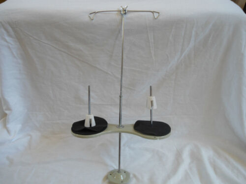 white color Industrial Sewing Machine 2 Spool Thread Stand #228776 BASE