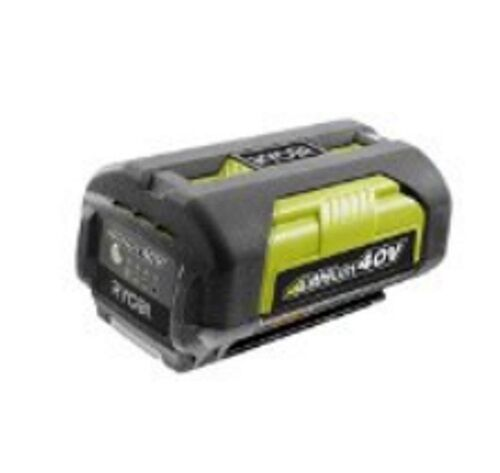 130186006 Ryobi RY40200 Trimmer Replacement 40V Slim Battery