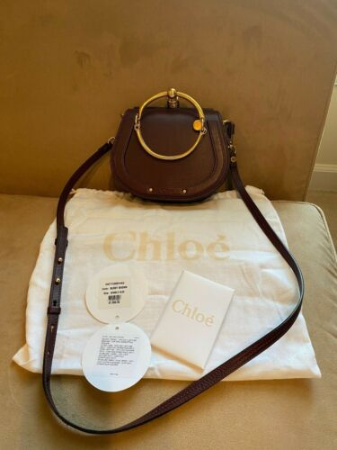 Chloe Nile Small Bracelet Crossbody Handbag