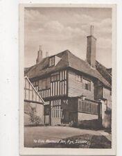 Ye Olde Mermaid Inn Rye Sussex Vintage Postcard 633a
