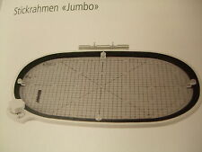 Original BERNINA Jumbo -Hoop Stickrahmen 40x26cm  für  750QE 780 830 880 ect.