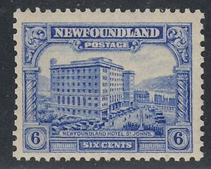 Newfoundland-No-168-Mint-Never-Hinged-Very-Fine-Single