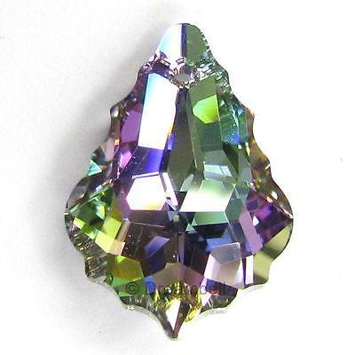 Swarovski Elements Crystal 6090 Baroque Bead Pendant Charm  Many Color Size