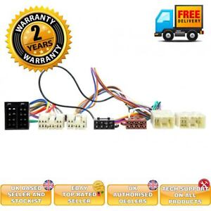 image is loading mazda-mx-6-iso-parrot-harness-adaptor-wiring-