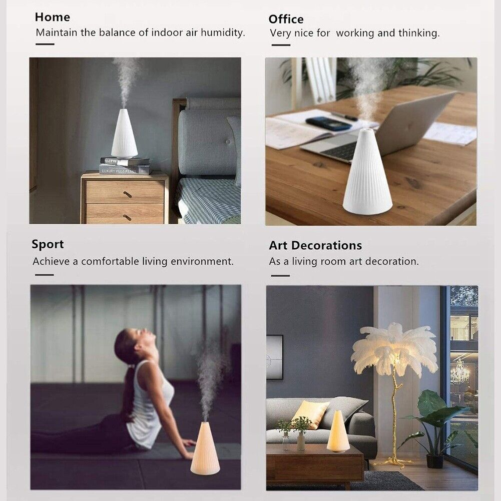 Image 8 - Desk Bedside Lamp Night Light Humidifier Soft Warm Bright Lighting Smart Touch