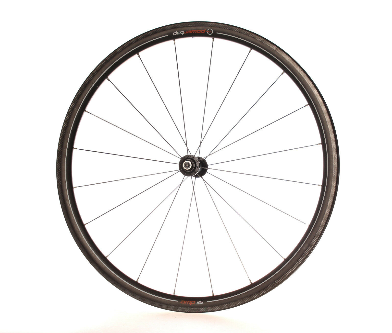 PowerTap AMP 35 Carbon  Clincher Vorderrad front wheel  wholesale cheap and high quality