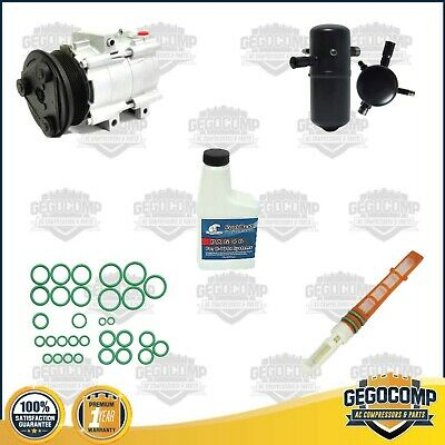 New A//C Compressor AC for Crown Victoria Mustang Town Car 9U2Z19V703ARM