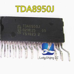 10PCS-New-TDA8950J-TDA8950J-N1-ZIP-23-IC