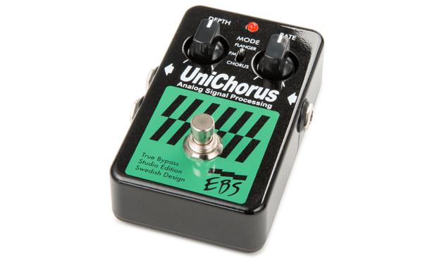 EBS UC-SE UniChorus Studio Edition Chorus Bass Guitar Effects Pedal