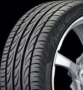 pirelli p zero nero gt 225 45 17 xl tire set of 4 ebay. Black Bedroom Furniture Sets. Home Design Ideas