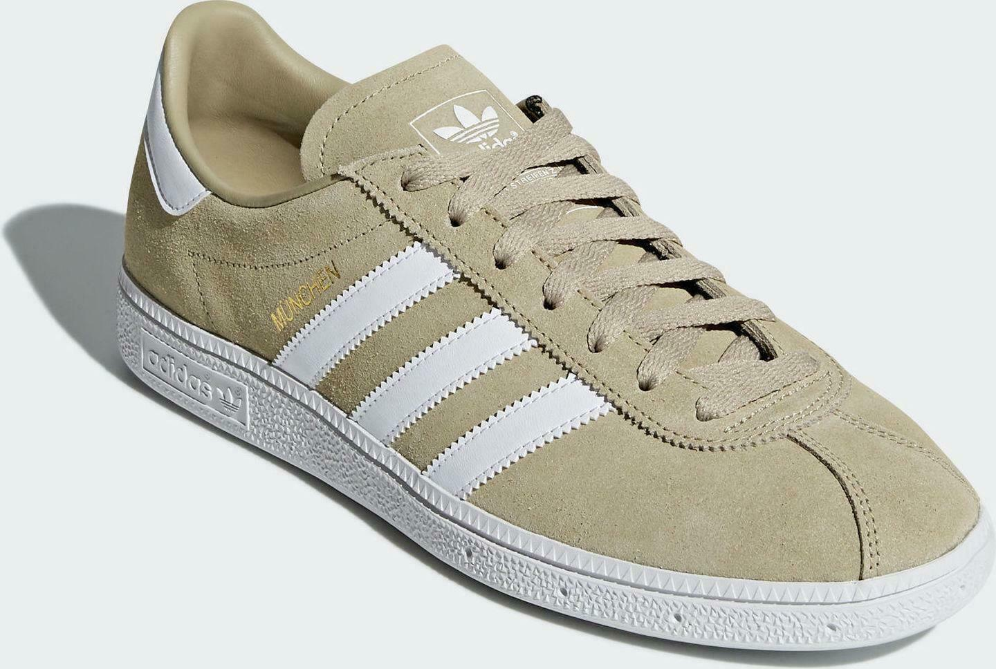 Adidas Originals Munchen Trainers - Adults + Junior Sizes Available
