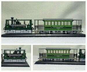1-87-HO-Scale-Swiss-Railway-Steam-Locomotive-1894-G-3-3-SLM-Train-Plastic-Model