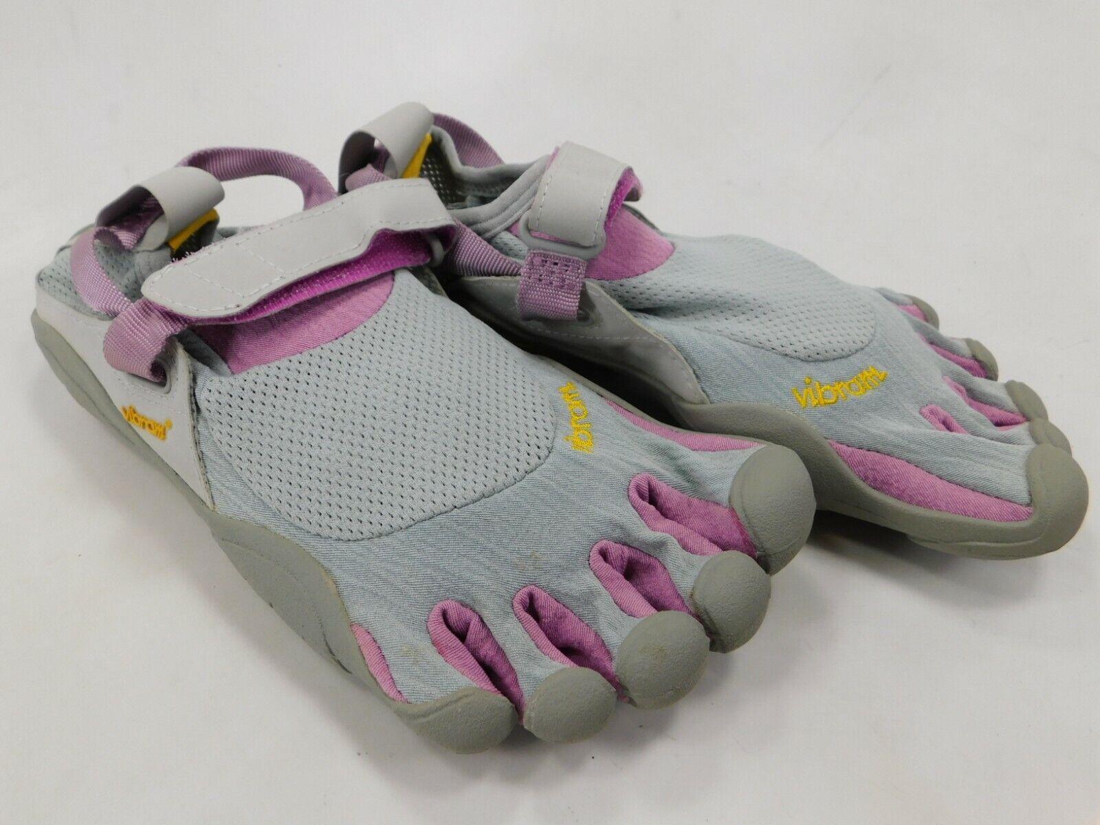 Vibram Fivefingers Kso (Us 7-7.5) Mujer Zapatillas para Correr gris