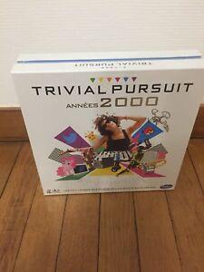 HASBRO B7388 - Trivial Pursuit Annees 2000 - Jeu de societe *NEUF*